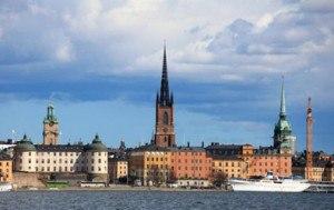 3. Vechiul Oras Stockholm