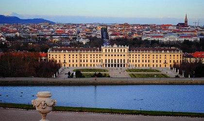4 Palatul Schonbrunn Viena
