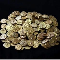 Micro-expoziţie cu artefacte braconate din cetăţile dacice