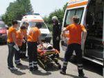 Accident rutier grav pe DN7, la Leşnic