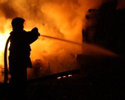 Arsă în urma unui incendiu izbucnit în casa în care locuia