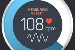 Aplicaţia săptămânii: Instant Heart Rate – Heart Rate & Pulse Monitor