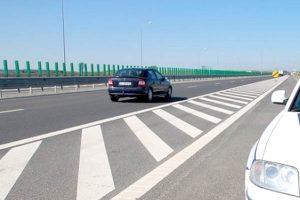Tânără din Deva, depistată conducând cu 210 de kilometri pe oră