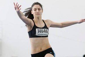 Georgiana Timu, vicecampioană naţională de juniori II