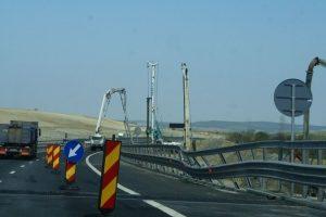 Restricţie de circulaţie pe un segment din A1 Orăştie – Sibiu
