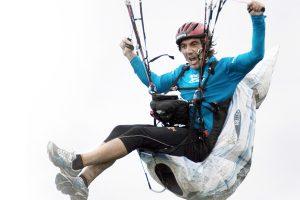Record al lui Toma  Coconea în Himalaya