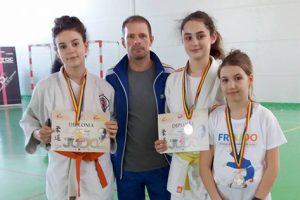 "Judoka deveni au cucerit opt medalii la Cupa ""Cab Star"""