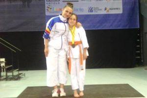 Karateka deveni au cucerit 10 medalii europene