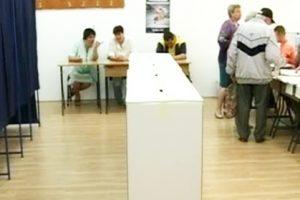 Tragere la sorţi pentru Biroul electoral