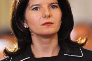 Monica Iacob-Ridzi a fost eliberată din penitenciar