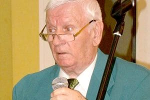 Scriitorul Gligor Haşa, sărbătorit la împlinirea  a 80 de ani