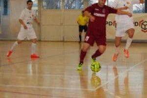 Cupa României la Futsal, turul 2