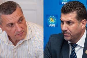 Scandal în PNL Hunedoara