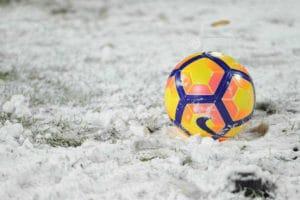 Toate meciurile de fotbal din weekend au fost anulate