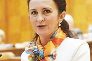 Natalia Intotero, vicepreşedinte al PSD