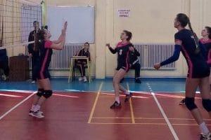 CS Volei Club Deva a pierdut din nou cu echipa din Oradea