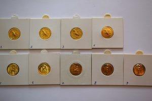 Peste 160 de monede antice braconate din Munții Orăștiei au fost recuperate din Austria și Germania