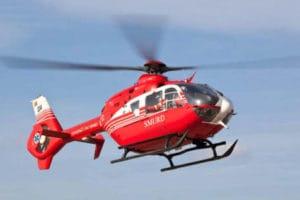 Elicopter de căutare şi salvare montană pentru Valea Jiului