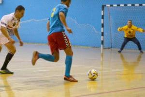 Futsal: West Deva – Luceafărul Buzău 3-7