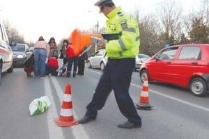 Accident mortal pe DN 66, între Haţeg şi Pui