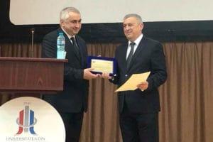 Universitatea din Petroşani a aniversat 70 de ani de învăţământ superior