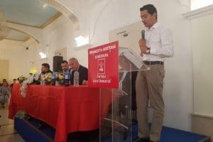 Avocatul George Bălţatu este noul lider al tinerilor social-democraţi hunedoreni
